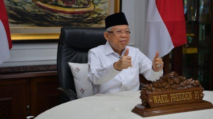 Kiai Ma'ruf Amin Jadi Ketua Dewan Pertimbangan MUI Periode 2020-2025