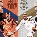 LINK Live Streaming El Clasico Real Madrid vs Barcelona Liga Spanyol Malam Ini Pukul 02.00 WIB