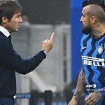 Hasil Inter Milan vs Real Madrid Babak Pertama, Vidal Kartu Merah, Gol Hazard Bawa Tuan Rumah Merana
